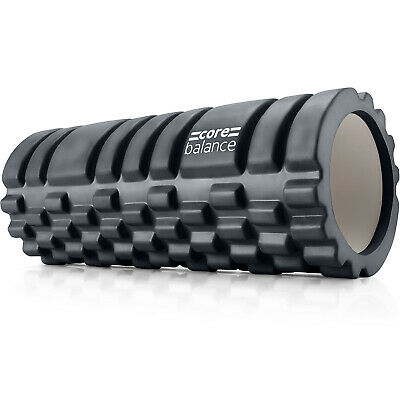 Core Balance Foam Grid Trigger Point Muscle Massage Roller Yoga Fitness Physio