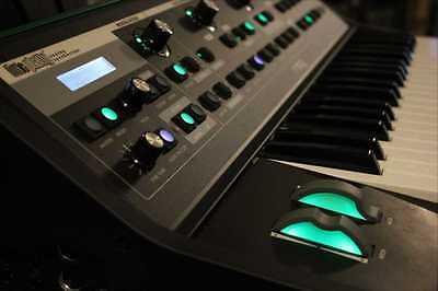 Moog Little Phatty Stage 2 Green limited edition 800.-