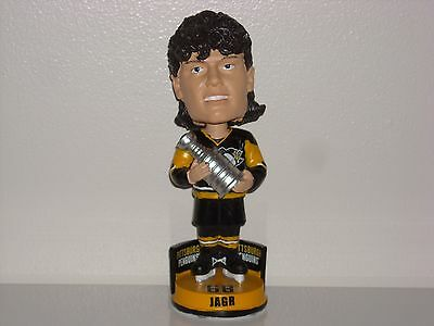 JAROMIR JAGR Pittsburgh Penguins Bobble Head 1992 NHL Stanley Cup Trophy New*
