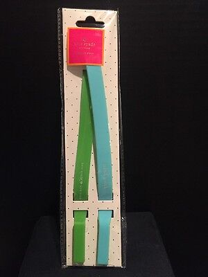 Kate Spade Wink Wink Green/Turquoise  Sunglass Strap New With Tags