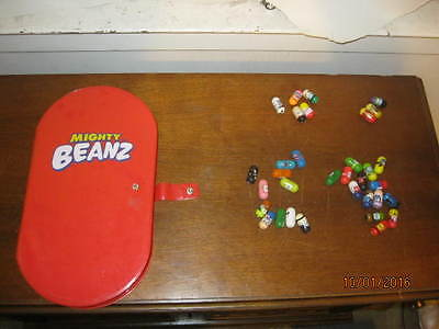 Mighty Beans. Lot with case