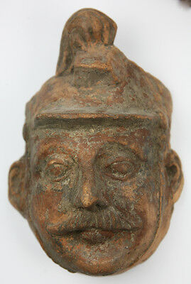 Soldier Mask Mold - Mexico - c. 1960