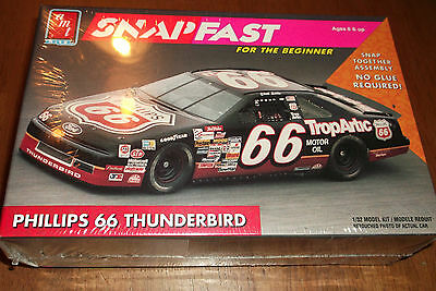Chad Little #66 Tropartic Snapfast Model Kit 1:32 Scale Amt Sealed For Beginner