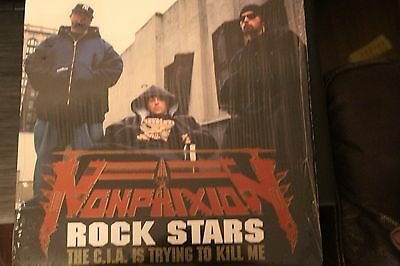 Non Phixion - Rock Stars / The CIA is trying to kill me - Dj Premier produced