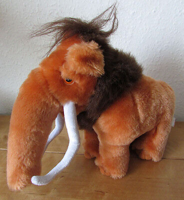 Fab Ice Age *manny The Mammoth* Plush Soft Toy - Jakks Pacific