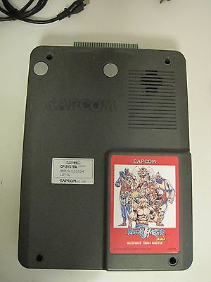 Pcb Jamma Capcom Cps Q-Sound Muscle Bomber Duo \\free Shipping Worldwide////