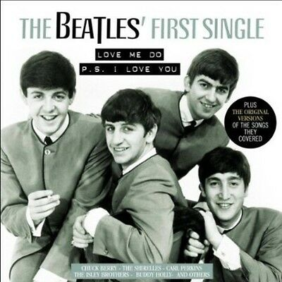 The Beatles - Beatles First Single: Love Me Do / PS I Love You [New CD] Holland