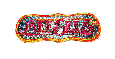 Bee Gees Late 70's Vintage Prism Patch Barry Gibb