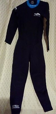Discovery Cove Full Wet Suit Adult Size 8