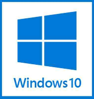 Windows 10 Home   Professional 32bit Install Restore Boot Recovery DVD Disk Disc