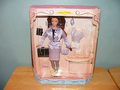 1997 Limited Edition Barbie PERFECTLY SUITED Milicent Roberts #17567 NEW NRFB