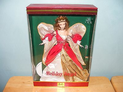 2000 Collector Edition Barbie HOLIDAY ANGEL Second in Series #29759 NEW NRFB