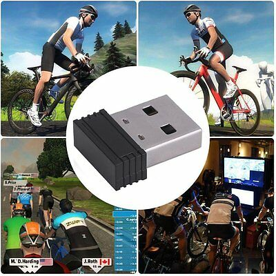 Mini Dongle USB Stick Adapter For ANT+ Portable Carry For Garmin 310XT 405 ZX