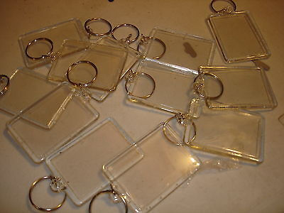 Photo Frame Keychains Lot Of 50 Key Chains. Party Favors
