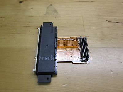 Fanuc Pcmcia Card Slot With Cable A66L-2050-0025#a
