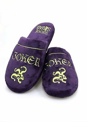 Groovy Suicide Squad - Mule Slippers (Joker) - 8-10