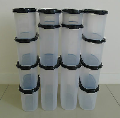 Tupperware Modular Mates Oval Combo (14 IN 1) + Free Shipping & Gift