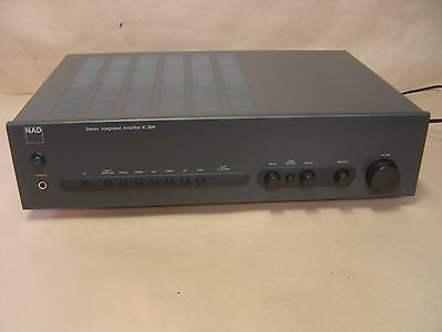 NAD C 320 Intergrated Amplifier. Can be used as a Pre Amp