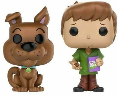 Funko Scooby Doo - Scooby Doo With Shaggy Pop! Vinyl Figure
