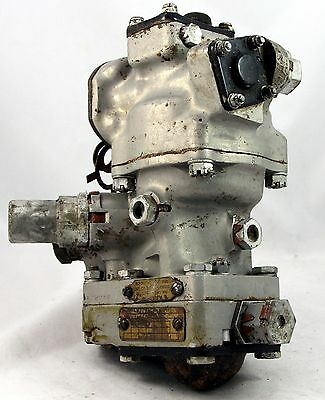 Constant speed unit type AY206 for RAF aircraft (GD8)