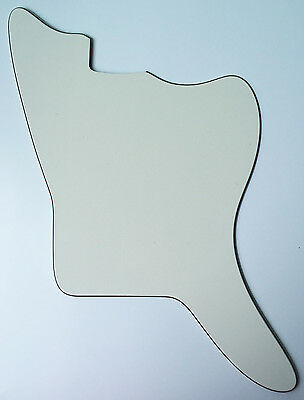 For US Jazzmaster Guitar Pickguard Blank, 3 Ply Parchment