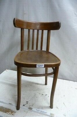 5297. Alter Bugholz Stuhl Old wooden chair