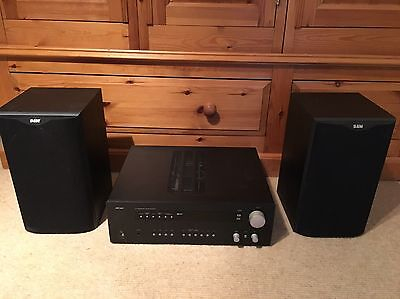 Arcam AVR200 5.1 Channel Surround Sound Amp