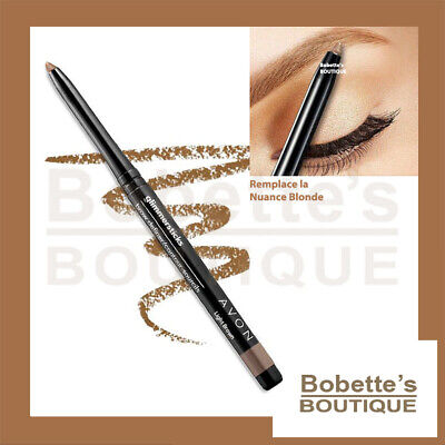 CRAYON LIGNEUR SOURCILS AVON Light Brown (Remplace la Nuance Blonde)