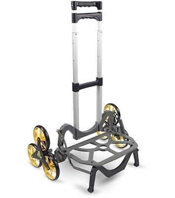 STAIR CLIMBING Grocery Cart Laundry Basket Luggage Dolly Rolling Mobility Walker