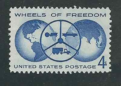 Scott #1162....4 Cent.... Wheels of Freedom.....50 Stamps