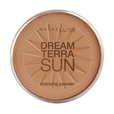 Maybelline Dream Terra Sun Bronzing Powder 02 Golden