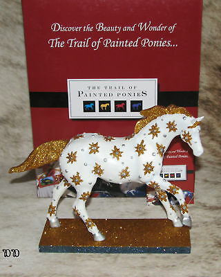 TRAIL OF PAINTED PONIES Starlight Horse LOW 1E/0723 Retired~Artist Ann Yarbrough