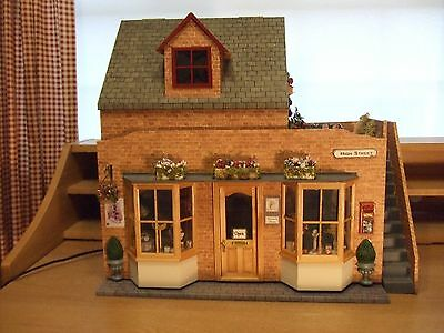 1/12th scale Dolls House.