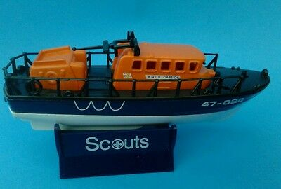 Baden Powell Scout RNLI Model Lifeboat