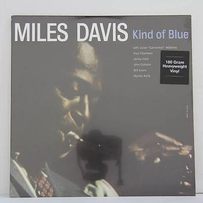 MILES DAVIS - Kind of Blue ***180g Vinyl-LP***NEW***sealed***