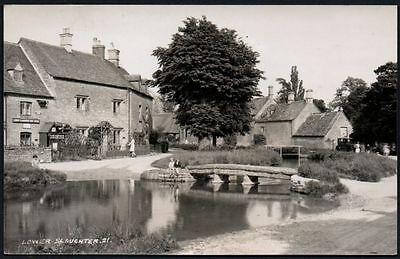 Postcard - Gloucestershire - Lower Slaughter