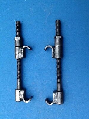 Car Suspension Spring Clamp, From Bygone Days !.