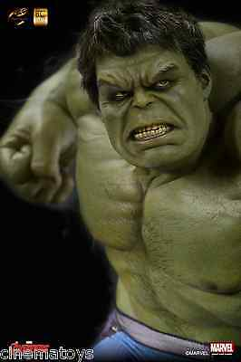 Marvel The AVENGERS Age of Ultron HULK 1:3 SCALE CINEMAQUETTE Toynami Rare GIANT
