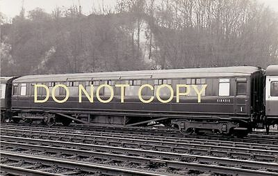 LNER Corridor Composite Coach E18401E Print by REAL PHOTOGRAPHS of Broadstairs