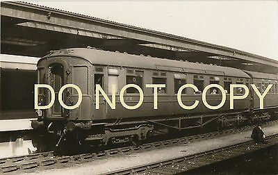 LNER (Ex-NE) Corridor 3rd Coach 2388 Photo by REAL PHOTOGRAPHS of Broadstairs
