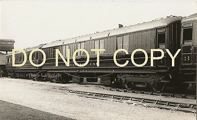 LNER Gresley Sleeper 1st Coach 1210 Photo by REAL PHOTOGRAPHS of Broadstairs