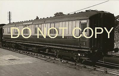 LNER Gresley Sleeper 1st E1319E Photograph by REAL PHOTOGRAPHS of Broadstairs
