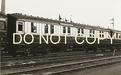 LNER Gresley Sleeper 1st E1159E Photograph by REAL PHOTOGRAPHS of Broadstairs