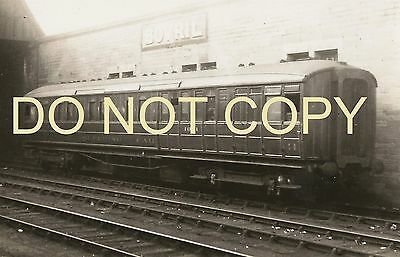 LNER Sleeper Composite 1091 Photograph by REAL PHOTOGRAPHS of Broadstairs