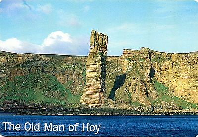 Postcard The Old Man of Hoy Orkney Scotland Unused