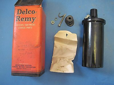 NOS ignition coil 1948-1954 Chevrolet Buick Pontiac Oldsmobile Cadillac Packard
