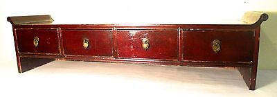 Antique Chinese Ming Cabinet (5824), Cypress Wood, Circa 1800-1849
