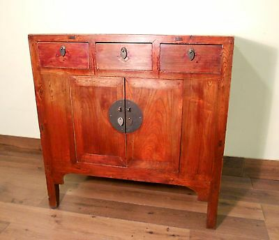 Antique Chinese Ming Cabinet/sideboard (5630), Circa 1800-1849