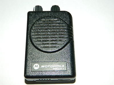 Motorola Minitor V Uhf A04Kms7238Cc Single Channel Pager (462.0125) 462~469.9875
