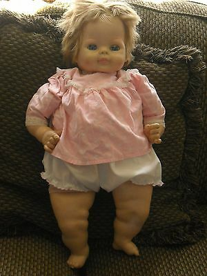 """1965 Vogue Baby Dear Doll Approx. 21"""" Tall"""
